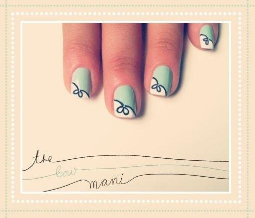 Рисунки на маленьких ногтях для начинающих