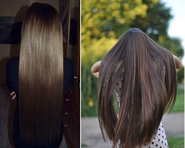 Как сделать чтобы очень быстро росли волосы